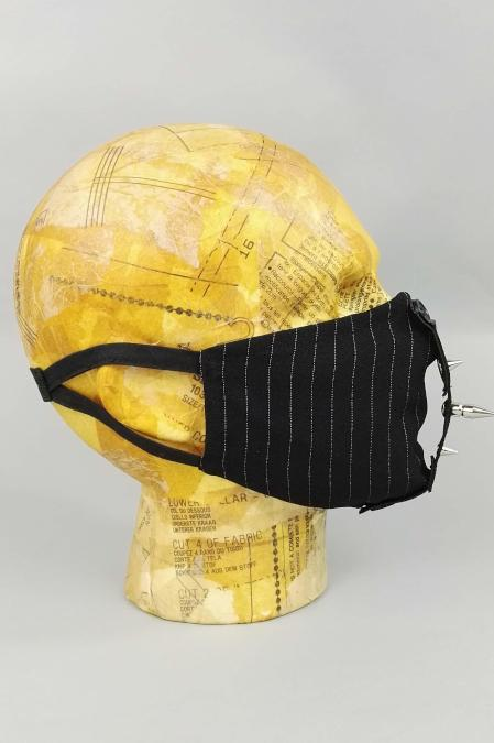 pinstripe-face-mask-side-view-
